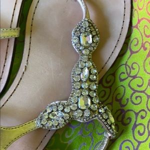 Lilly Pulitzer Jeweled sandals